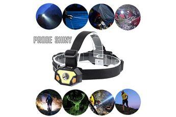 Generic Sonde shiny head light cob portable travail à l'extérieur d'urgence lumière veilleuse shui 783
