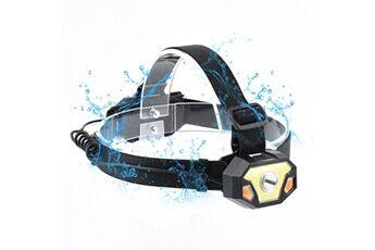 Generic 3a forte head light cob portable travail à l'extérieur d'urgence lumière veilleuse shui 855