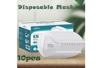 masque jetable anti-  anti-poussière de haute qualité anti-smog épaissit 5 protection