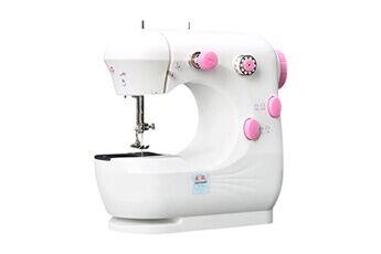 Generic Mini machine à coudre électrique portative multifonctionnelle de machine à coudre de ménage produits de couture ménagers 09