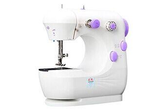 Generic Mini machine à coudre électrique portative multifonctionnelle de machine à coudre de ménage produits de couture ménagers 10