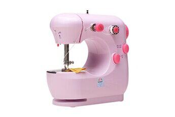 Generic Mini machine à coudre électrique portative multifonctionnelle de machine à coudre de ménage produits de couture ménagers 08