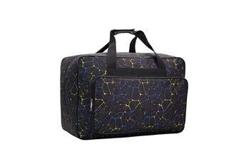 Generic Sac de sport de stockage de voyage vêtements imperméables emballage organisateur de bagages ensemble produits de couture ménagers 115