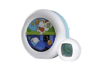 Kid sleep - veilleuse bébé réveil musicale évolutive moon