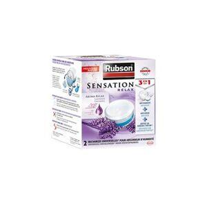 Rubson 2 x recharges pour absorbeur d?humidité 3en1 lavande - rubson - 2091195