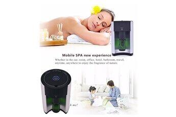 Generic Diffuseur d'aromathérapie d'huile essentielle pure de nébulisation, professionnel à domicile de qualité supérieure hum055