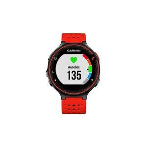 Garmin forerunner 235 gps montre - rouge (lava red)