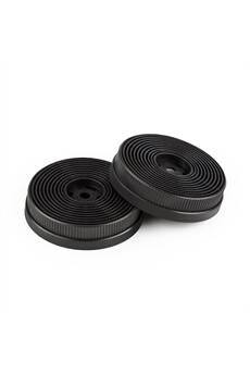 KLARSTEIN Set 2 filtres à charbon actif pour hotte murale athena & laurel ø17,5