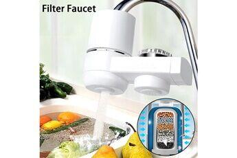 Yokuli Filtre à eau de haute qualité pour  domestique santé charbon actif robinet filtre à eau purificateur pour boire filtro
