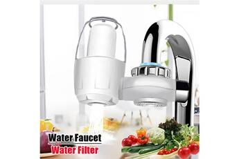 Yokuli Robinets d'eau de cuisine filtre robinets en  lavables montage purificateur