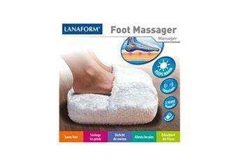 Lanaform Coussin massant pour les pieds FOOT MASSAGER