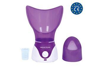 Alpexe Spa visage vapeur - sauna facial et inhalateur pour huiles essentielles - traitement points noirs et acné