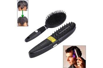 Wewoo Peigne massage croissance cheveux laser