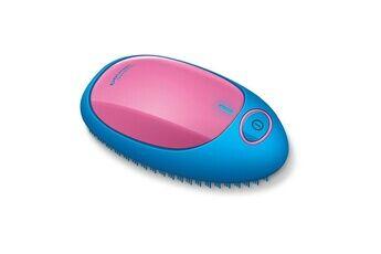 Beurer Ht 10 - brosse à cheveux ionique - bleu/rose