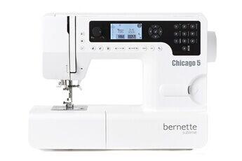 bernette machine a coudre bernette chicago 5 - quilt & patchwork