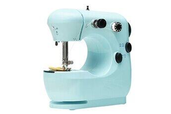 mini machine à coudre électrique portative multifonctionnelle de machine à coudre de ménage
