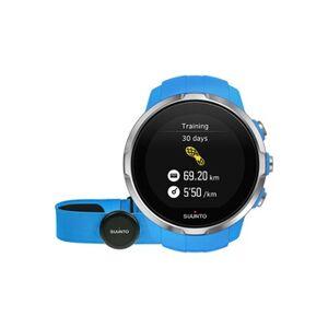 Suunto spartan sport (hr) montre multisport gps (ss022652000) - bleu