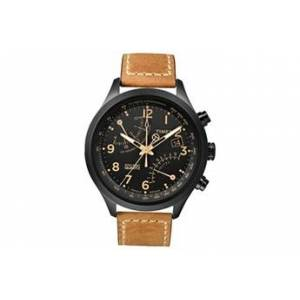 Timex intelligent quartz fly-back chronograph wr : 100mt t2n700