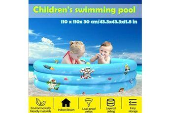 Pataugeoire baignoire gonflable pour enfants piscine gonflable pour enfants @he115