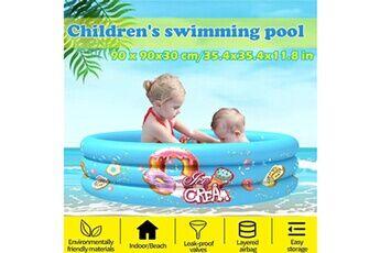 Pataugeoire baignoire gonflable pour enfants piscine gonflable pour enfants @he107