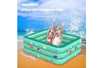 Pataugeoire baignoire gonflable pour enfants piscine gonflable pour enfants @he106