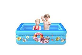 Pataugeoire les piscine gonflables badinent la baignoire  d'enfants  d'intérieur extérieure @he118