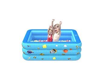 Pataugeoire les piscine gonflables badinent la baignoire  d'enfants d'intérieur extérieure @he117