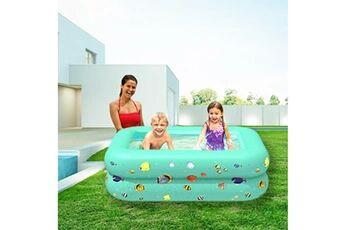 Baignoire gonflable pour enfants piscine gonflable pour enfants vert
