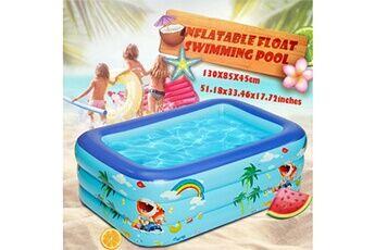 Pataugeoire piscine gonflable extérieure pour enfants piscine pour enfants baignoire pour enfants @he196