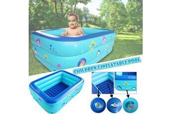 Pataugeoire baignoire gonflable pour enfants piscine gonflable pour enfants @he185