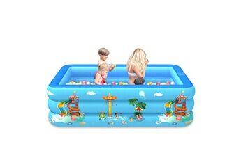 Pataugeoire baignoire gonflable pour enfants piscine gonflable pour enfants @he119