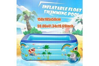 Pataugeoire piscine gonflable extérieure pour enfants piscine pour enfants baignoire pour enfants @he201