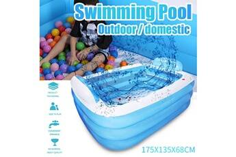 Baignoire gonflable baignoire de soufflage portative pliante baignoire de trempage durable
