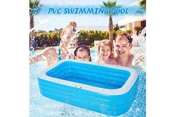 Enfants inflation famille piscine bébé océan boule de sable piscine baignoire jouets carré