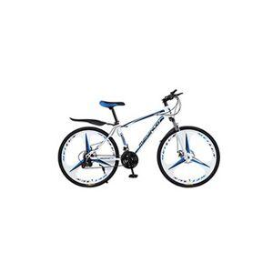 Outroad mountain bike 21 vitesses 26 pouces vélo pliant double frein à disque vélos multicolore