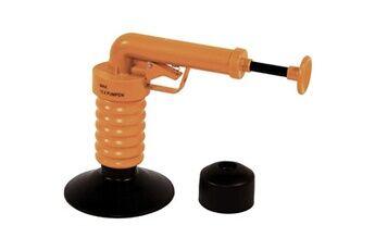 Drain Buster Déboucheur de canalisation portable orange et noir