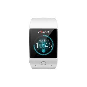Polar m600 android gps montre sports montre connectée avec cardio fréquencemètre - blanc
