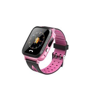 Kid gps tracker montre smart watch ip67 étanche sos fitness montre avec caméra