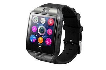"""Ceka Tech Montre connectée  nokia 9 (5.5"""") , ceka tech® montres connectée bluetooth smart watch avec caméra écran incurvé tactile support sim / tf card podomètre sommeil bracelet compatible samsung huawei sony android iphone ios"""