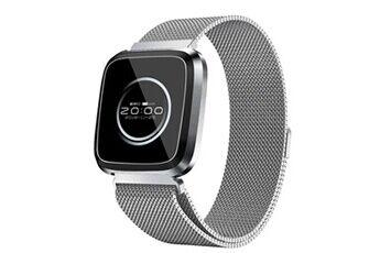 L18bluetooth smart watch moniteur de fréquence cardiaque companion watch pour ios android