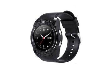 Ceka Tech Montre connectée compatible avec nokia 9 pureview , ceka tech® smart watch bluetooth, avec caméra,support sim/tf card