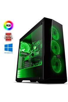 Vibox Sniper 10sw pc gamer ordinateur, 2 jeux gratuits, windows 10 pro os (4,0ghz intel i5 6-core, nvidia geforce gtx 1660, 8gb 2400mhz ram, 1tb hdd-ssd)