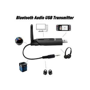 Generic Emetteur audio bluetooth 5.0 avec prise en charge usb pour switch pour haut-parleur pour écouteurs hensiluse 746