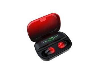 ecouteurs bluetooth sans fil stéréo intra-auriculaires casques de sport gradient headphones @he1001