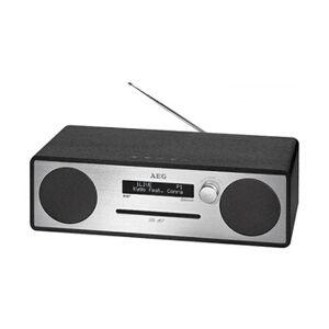 Aeg Centre de musique stéréo AEG MC 4469 avec Bluetooth/DAB+ Noir