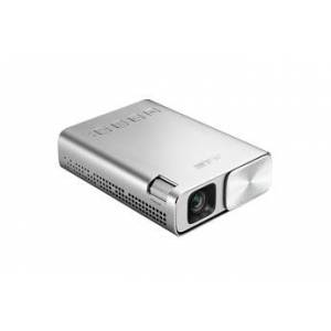 Asus Vidéoprojecteur de poche LED ASUS ZENBEAM E1 DLP WVGA - 150 lumens - focale courte - HDMI/MHL - batterie rechargeable - port USB de charge