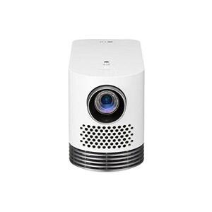 Lg Vidéoprojecteur LG HF80JS - portable laser DLP Full HD 2000 Lumens avec Bluetooth, HDMI(MHL), RJ45, USB, Miracast, Web OS 3.0, Magic Remote