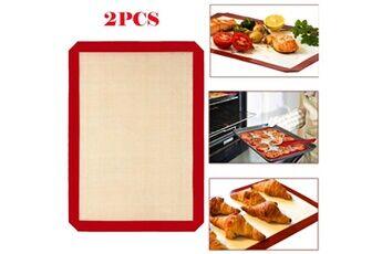 Tapis de cuisson antiadhésif en silicone set tapis de pétrissage tapis de cuisson en silicone de qualité alimentaire