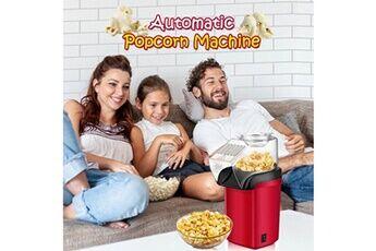 Popcorn automatique de ménage enfants mini petit maïs pop-corn machine