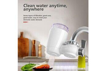 Filtre à eau du robinet purificateur d'eau du robinet cartouche de filtration multicellulaire ceremic